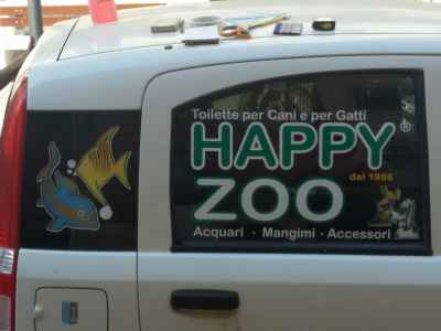 "Auto ""HAPPY ZOO"""