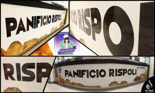 Bancone Panificio Rispoli