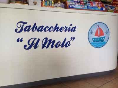 """Bancone Tabaccheria """"Il Molo"""""""